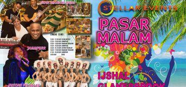 Flyer Pasar Malam Geleen 11/12/13 mei