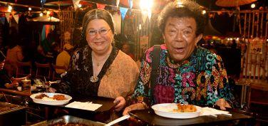Modeshows en meer op het Azie Pasar Malam Festival