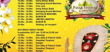 Pasar Festival Djempol Assen Programma