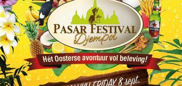 Pasar Festival Djempol vrijdag Programma 8 sept.