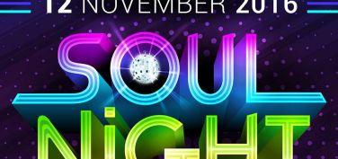 Soul Night komende zaterdag