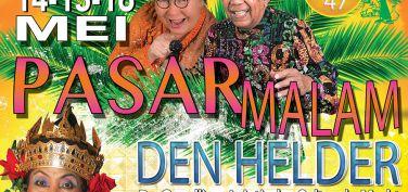 Pasar Malam den Helder komend weekend! 14 t/m 16 mei