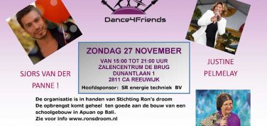 Ron's Droom: Dance 4 Friends