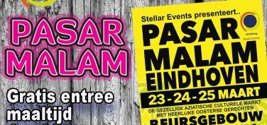 Prijswinnaars Like & Share actie Pasar Malam Eindhoven