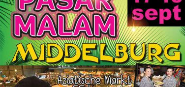 Pasar Malam Middelburg 17-18 september