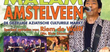 Stichting Stellar prominent in Nederland met tradionele pasars