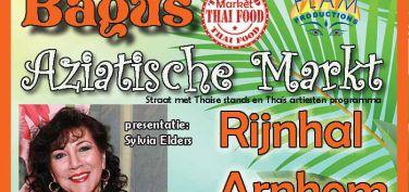 Pasar Malam Bagus, Rijnhal 21-22-23 november