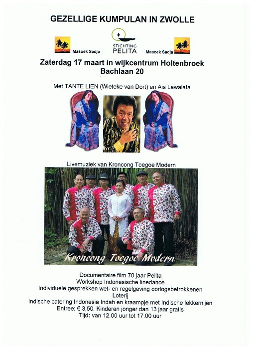 Oosterse middag in Zwolle