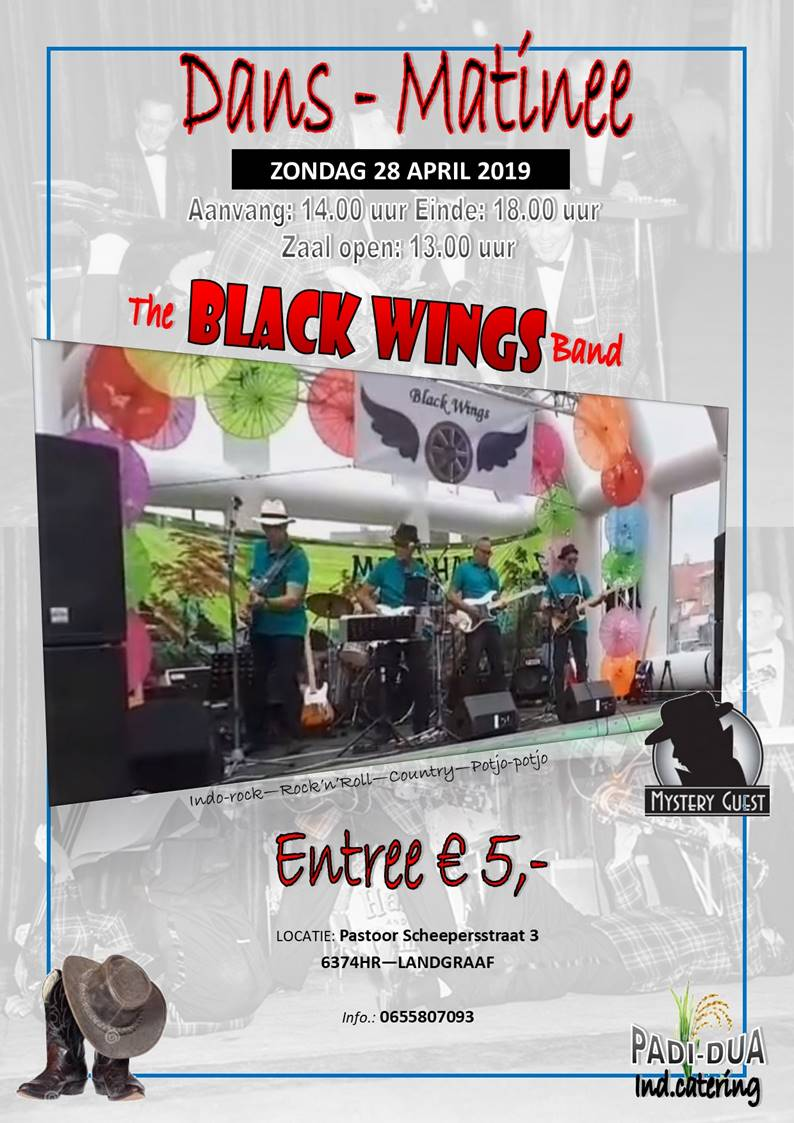 THE BLACK WINGS BAND