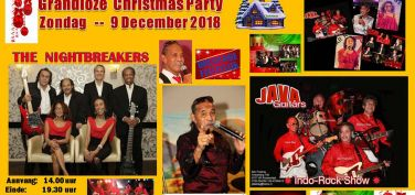 Chrismas Party 9 december