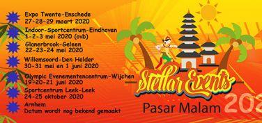 Pasar Agenda Stellar Events 2020
