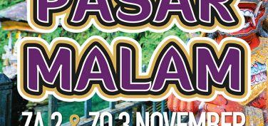 Programma Pasar Malam Leek 2 & 3 november