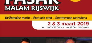 Pasar Malam Rijswijk 2-3 maart