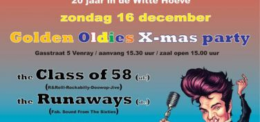 Golden Oldies X-mas Party