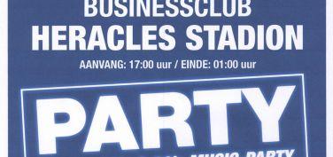Businessclub Heracles komend weekend!