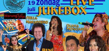 Jukebox-Live eerste editie uitverkocht!